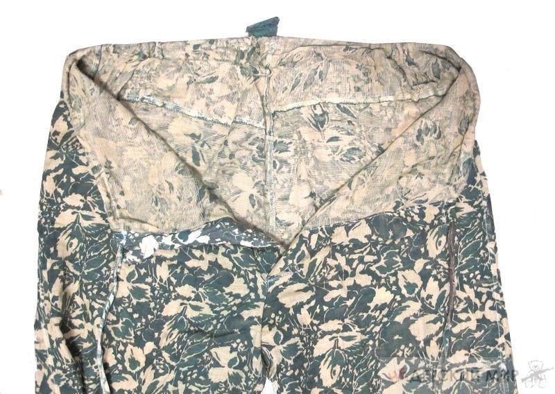 Маскировочный костюм листопад - листва. 1943 г4