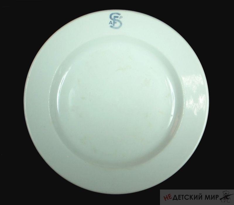 Тарелка для вторых блюд крмl. Третий Рейх