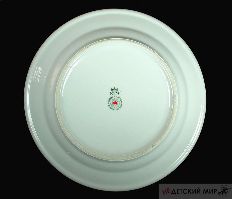 Тарелка для вторых блюд крмl. Третий Рейх1