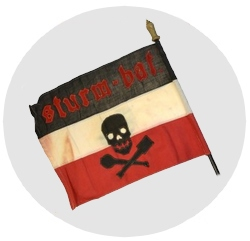 Знамёна, флаги, навершия Германии