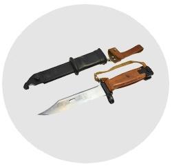 Штыки, кинжалы, ножи СССР