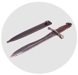 Штыки, кинжалы, ножи Третьего Рейха