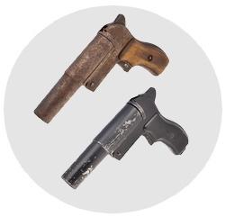 Сигнальные пистолеты, ракетницы