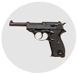 Пистолет Walther P38/P1 (Вальтер П38/П1).