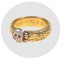Кольца. 3 Рейх