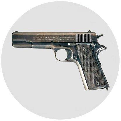 Кольт 1911 (Colt 1911)