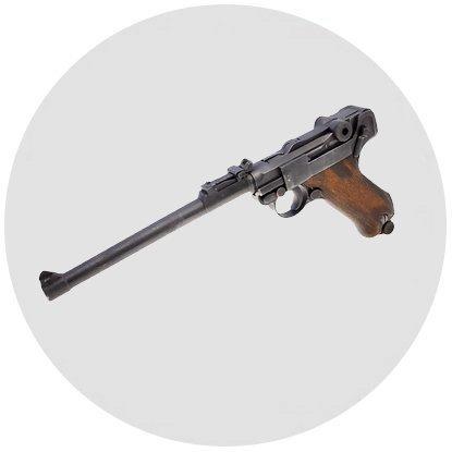 ЗиП для разных моделей пистолетов